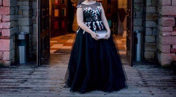 Дизайнерска бална рокля Supernova