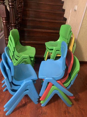 Продам детские стулья для детского сада