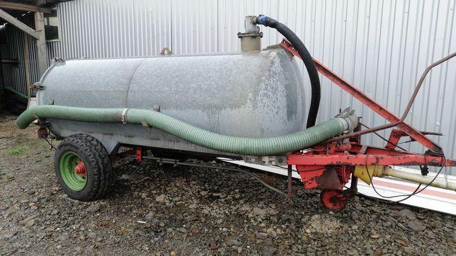 Cisterna Vidanjiera zincata 3000 litri