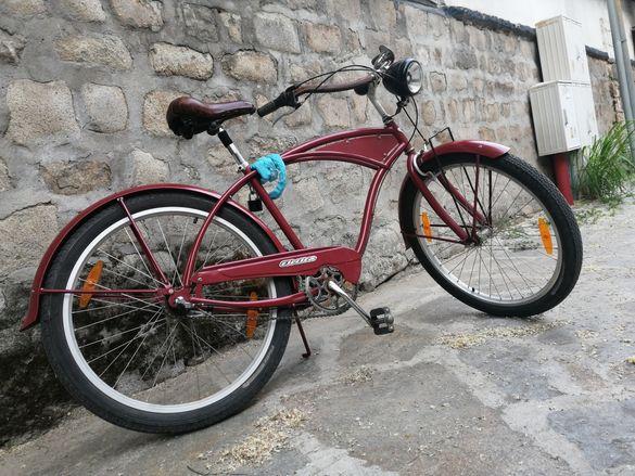 Велосипед elektra