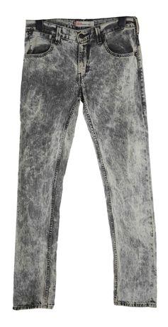 Blugi Dama Levi's 513 Skinny Leg marimea W31 L32 Gri Bumbac AM85