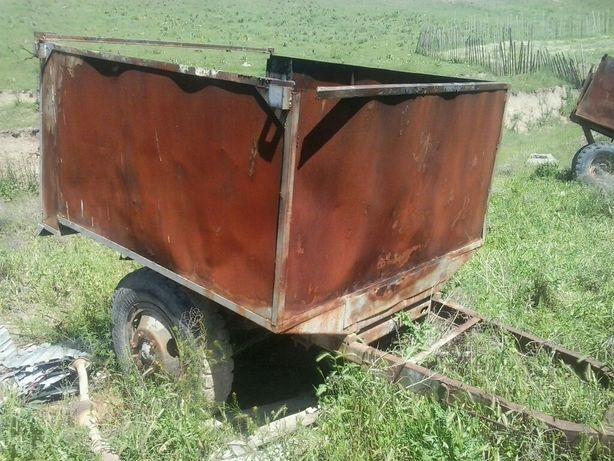 Тележка для трактора
