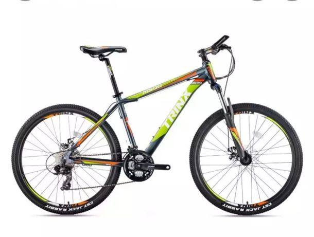 "Велосипед Trinx к134, м136, м116, M500, M600. Рама 14-21"". Гарантия."