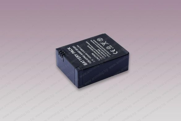 ANIMABG Батерия модел GoPro AHDBT-301/201