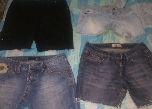 Продавам тениски, потници, дънкови панталони ,блузи за тийнейджърка