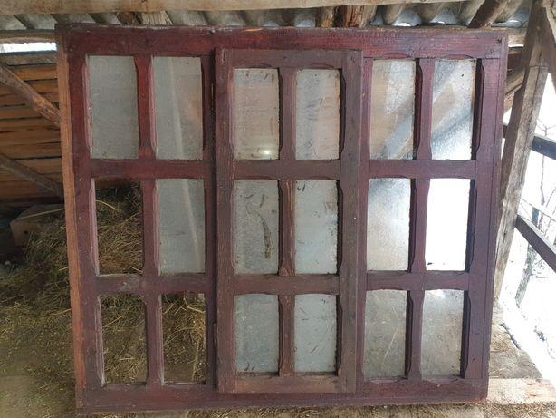 Vând ferestre lemn