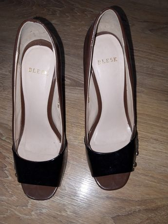 Туфли женское лакированные