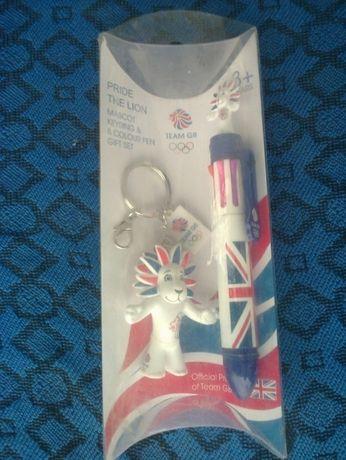 Сувенир от олимпиадата в Англия - 2012