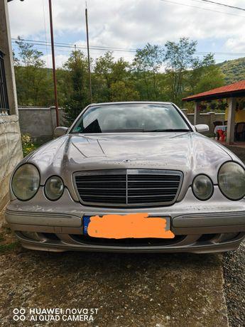 Mercedes Benz W 210