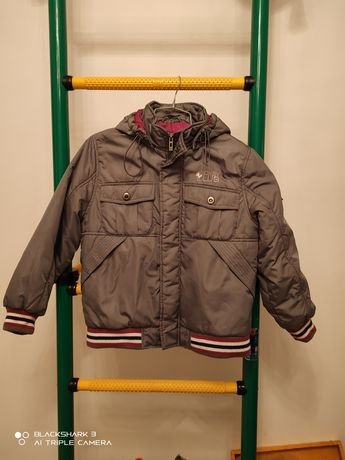 Куртки демисезонные и жилет для мальчика