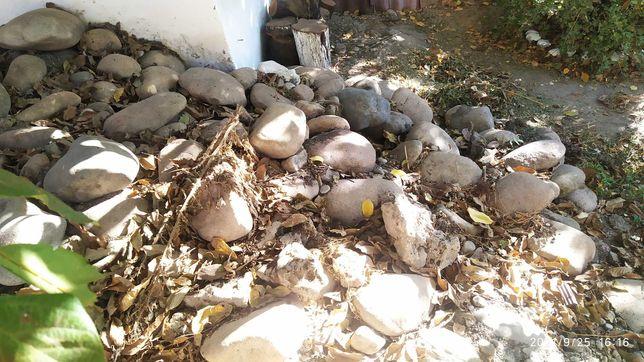 Камни для стройки.Ленгер
