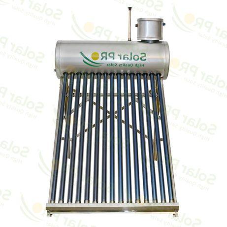 PANOU SOLAR INOX 140 litri Apă Caldă Nepresurizat - Panouri Solare