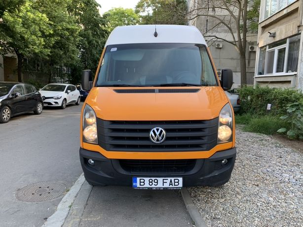 Vw Crafter 35 2.0 tdi climatic