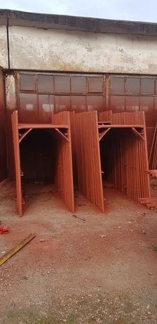 Бързо сглобяемо фасадно скеле НОВО 2800 лв.