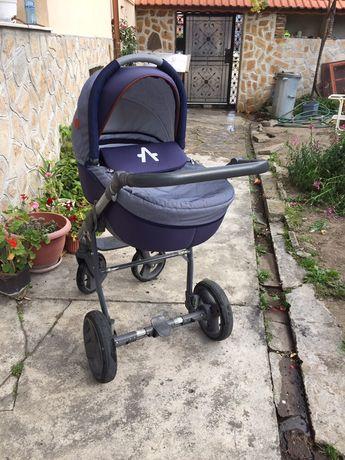 Детска количка Амелис 2в1
