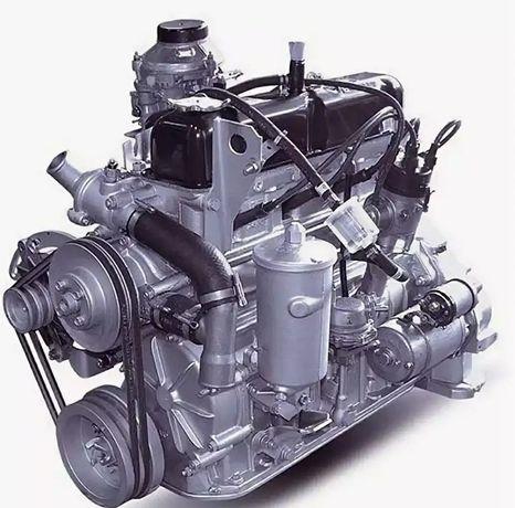 Двигатель умз 402.