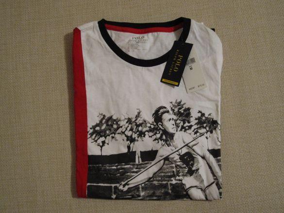 Оригинална тениска POLO Ralph Lauren от USA | НАМАЛЕНИЕ 15% 126.65 лв.