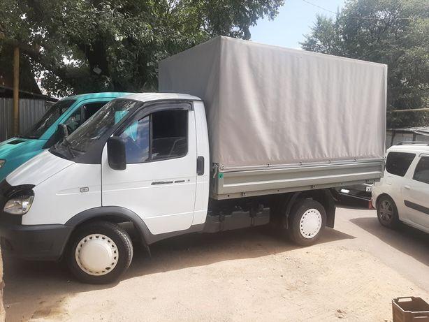 Услуги газели перевозка грузов