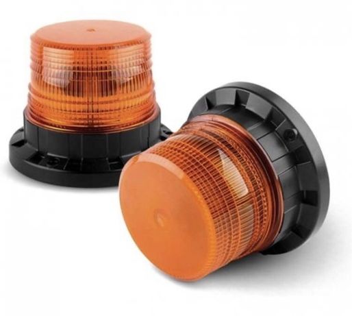 Диодна сигнална лампа-маяк 2476 12 диода