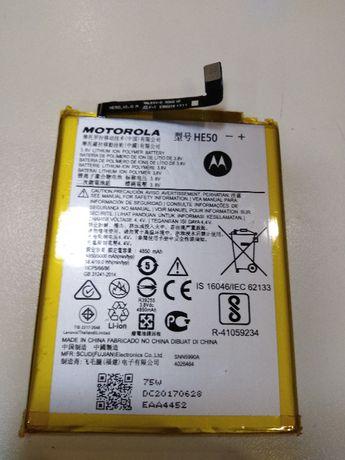 Оригинална батерия за Motorola Moto E4 Plus XT1775 HE50