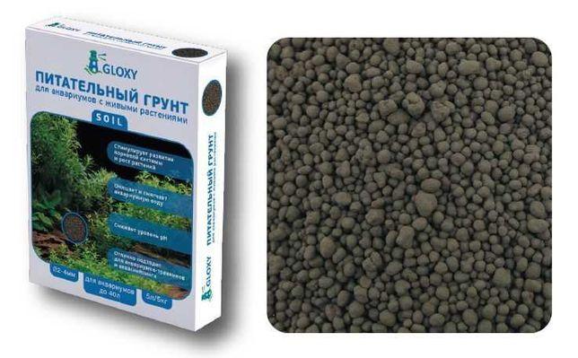 Питательный грунт Gloxy Soil 5 кг ( 5 л )