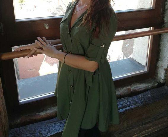Cămașă tip rochiță