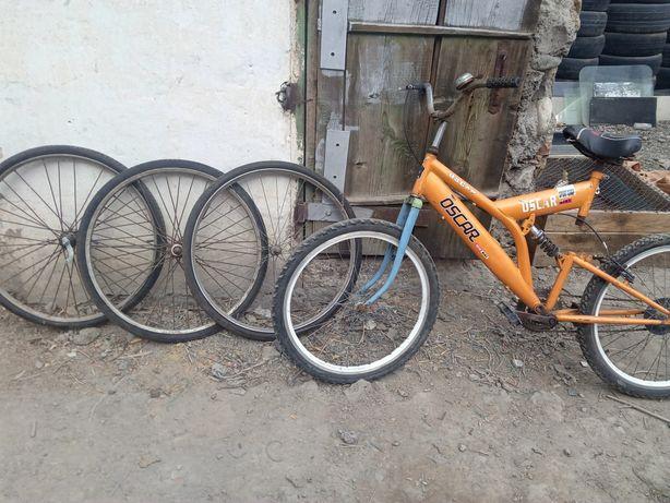 Велосипед вело запчасти