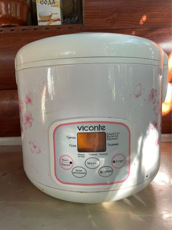 Продам мультиварку viconte vc600