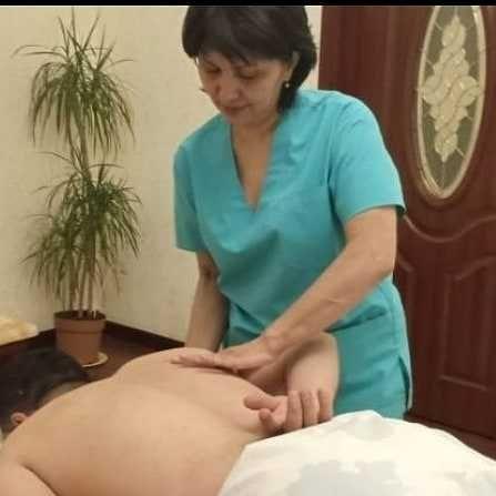 Лечебно-оздоровительный массаж. Выезд есть