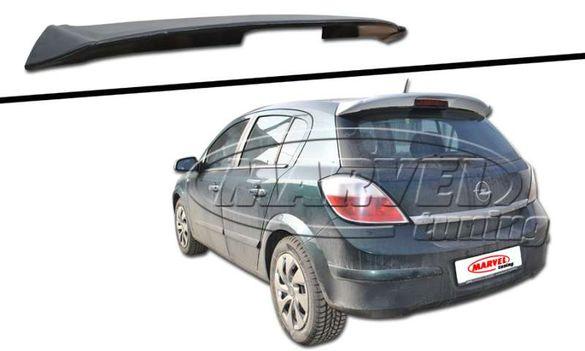 Спойлер заден капак (антикрило) Opel Astra H ( Опел Астра Х ) 4 врати