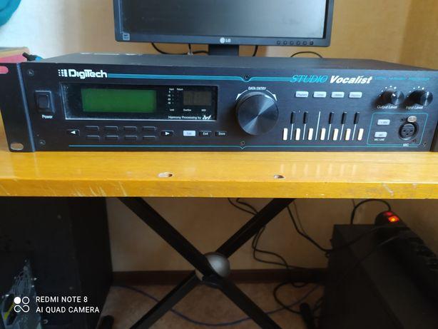 Вокальный процессор-гармонайзер DigiTech Studio Vocalist