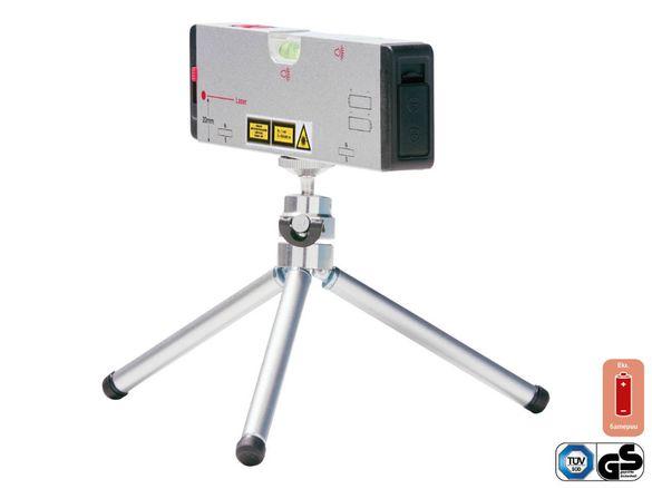 Профи магнитен нивелир с лазерни маркери- НЕМСКИ!!