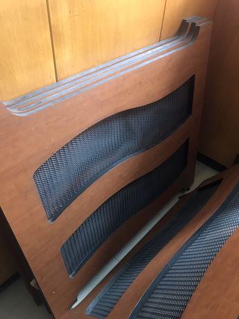 Декоративна решетка за радиатор и др
