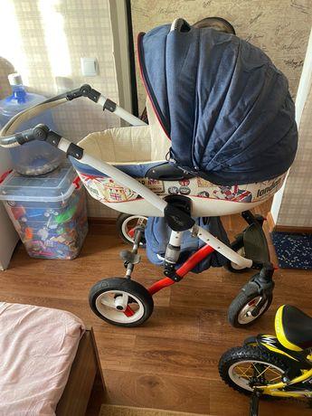 Продам коляску Adamex(barletta)