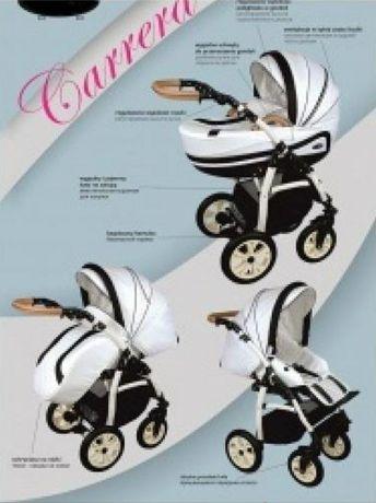 Детска количка 3в1 Gussio Carrera