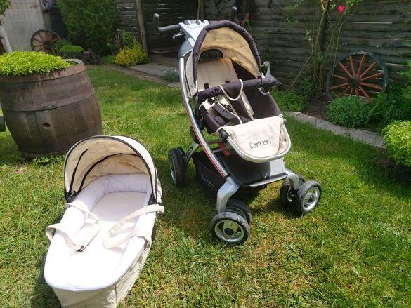 Детска комбинирана количка Carreri