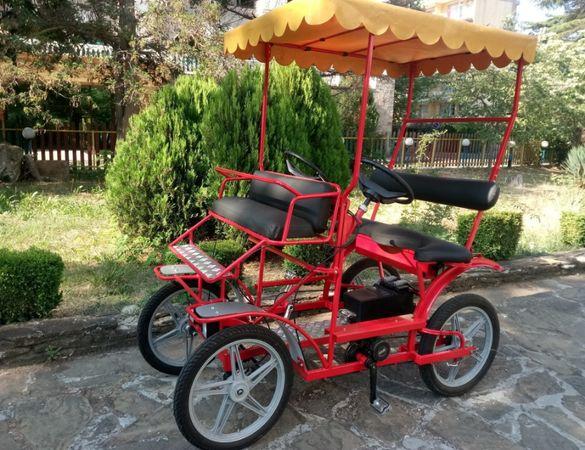 """Продавам нови електрически рикши """" Mobilette"""""""