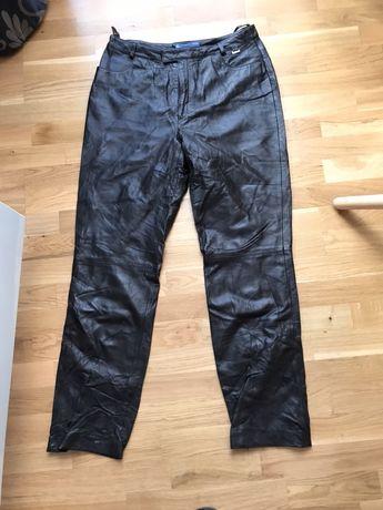 Pantalon piele naturala Escada Sport 40