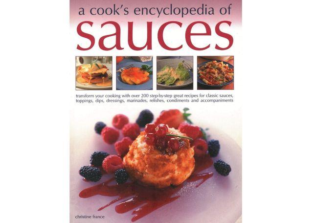 Super carte arta culinara enciclopedie SOSURI, dip dressing marinade