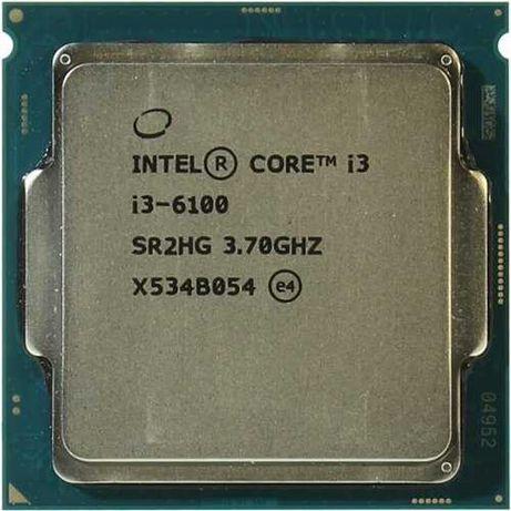 Процессор Intel Core i3 6100, LGA1151