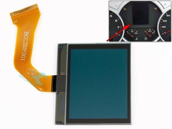 LCD Дисплей Километраж за табло ПОРШЕ PORSCHE CAYENNE 955