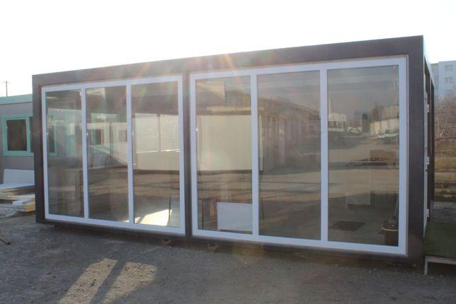 container inchiriere birou santier modular ieftin magazin casa