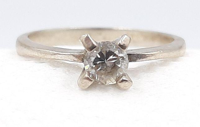 Superb inel vintage din argint !