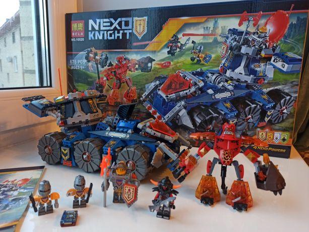 Лего Nexo knight