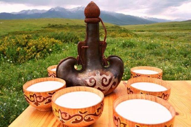 Кымыз от КХ «Алтай»