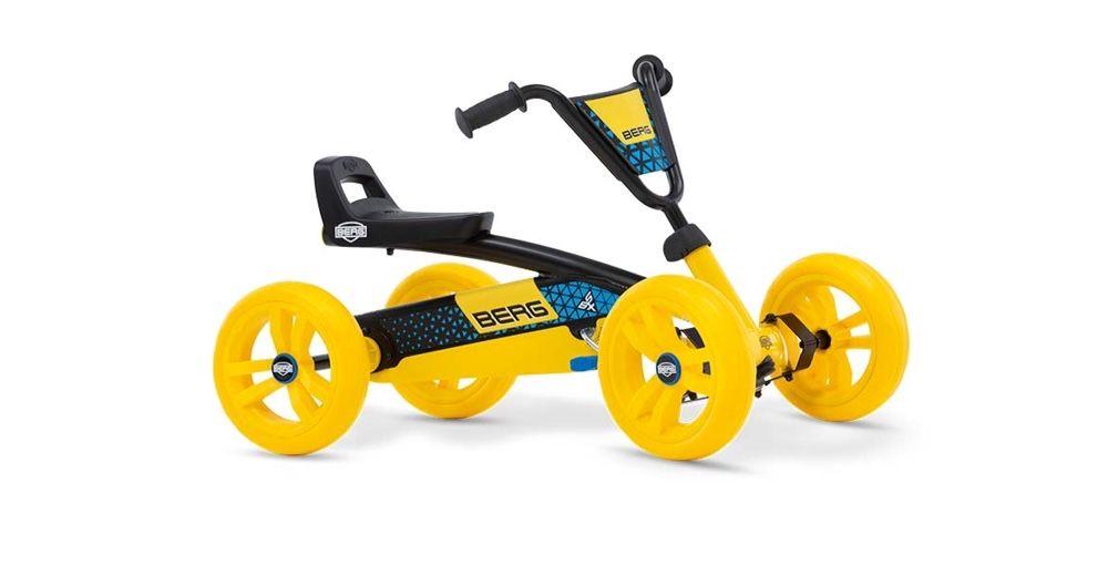 Kart cart cu pedale Berg Buzzy BSX pentru copii 2-5 ani Domnesti - imagine 1