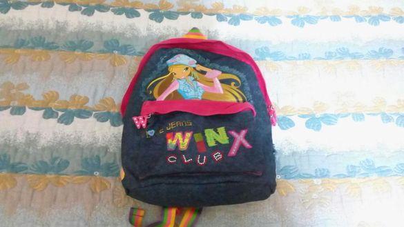 ЧИСТО НОВА раничка Winx