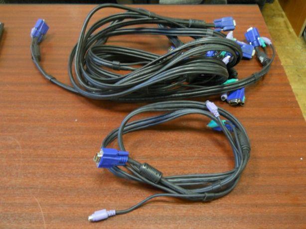 Set cabluri pentru switch - consola server KVM - ATEN