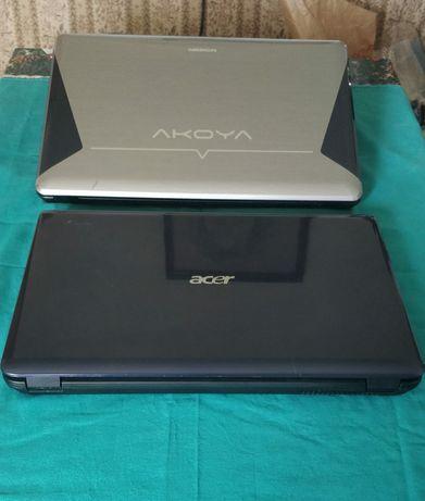 Laptop medion si acer