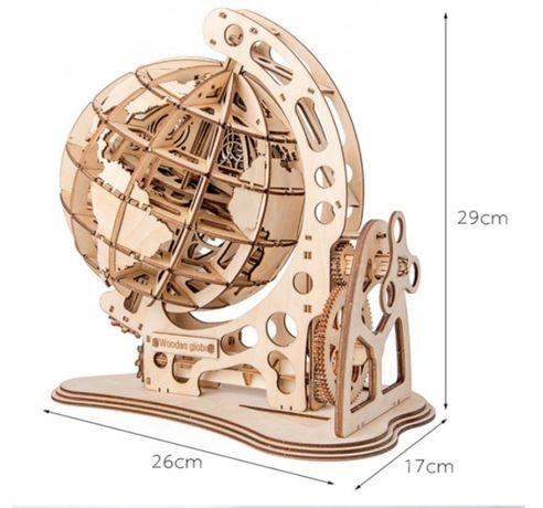 3D пъзел пързели 3д механичен пъзел